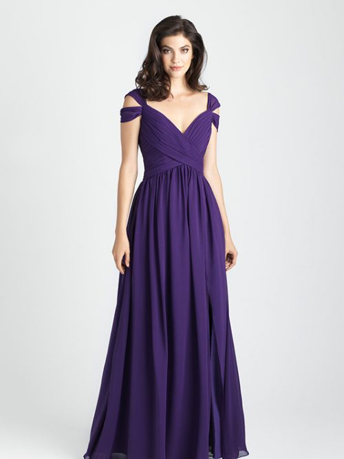 1504 Allure Bridesmaid Dress
