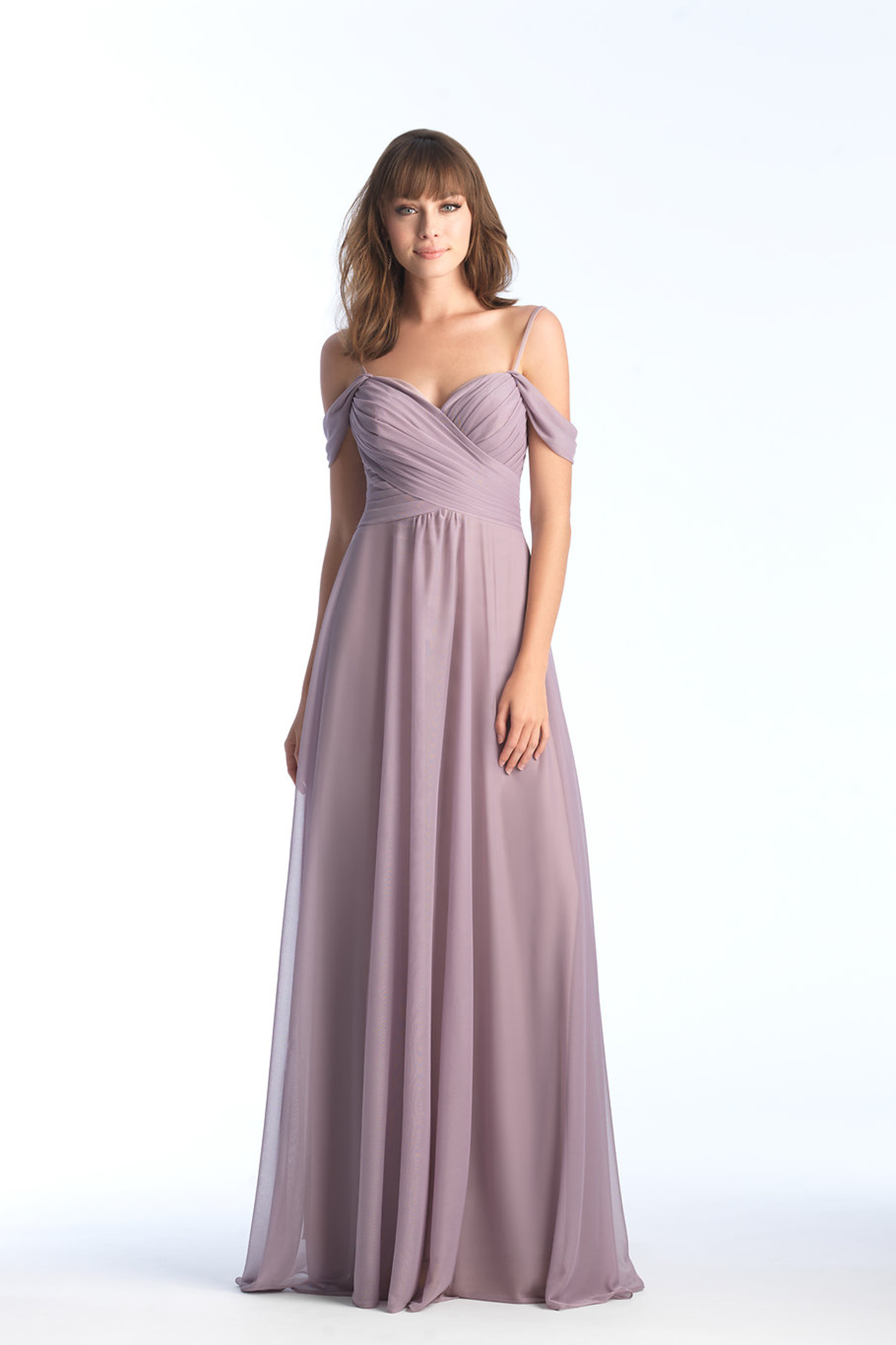 1567 Allure Bridesmaids Dress