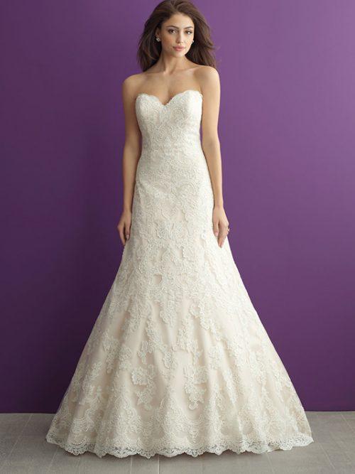2952 Allure Romance Bridal Gown