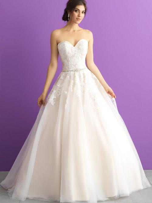 3001 Allure Romance Bridal Gown