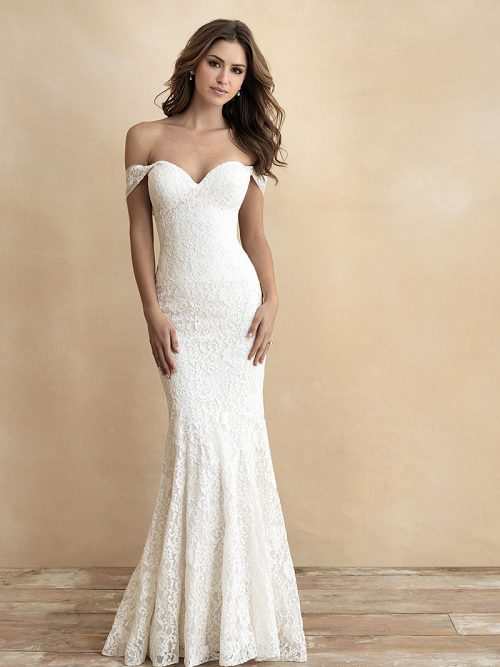 3302 Allure Romance Bridal Gown
