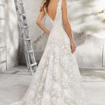 5695 Morilee Tulle Wedding-Gown
