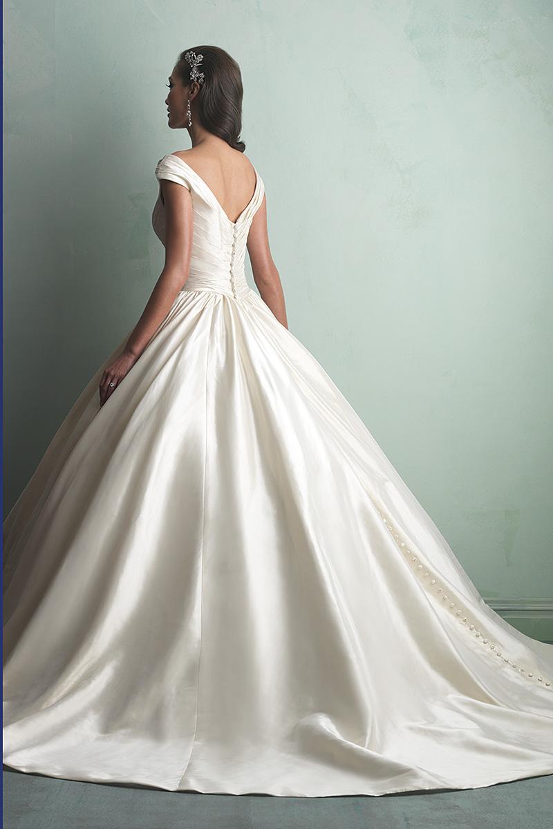 Allure 9155 wedding dress