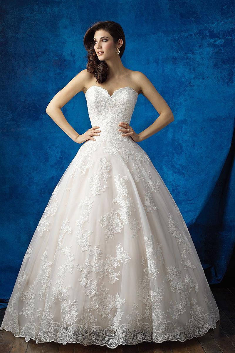 9353 Allure Bridals Wedding Dress