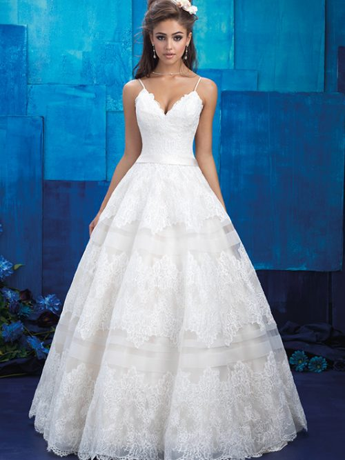 9400 Allure Wedding Dress