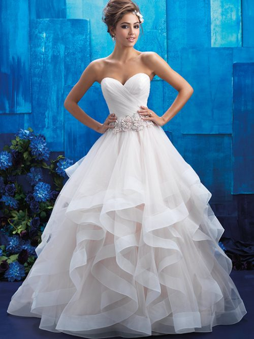 9408 Allure Wedding Dress
