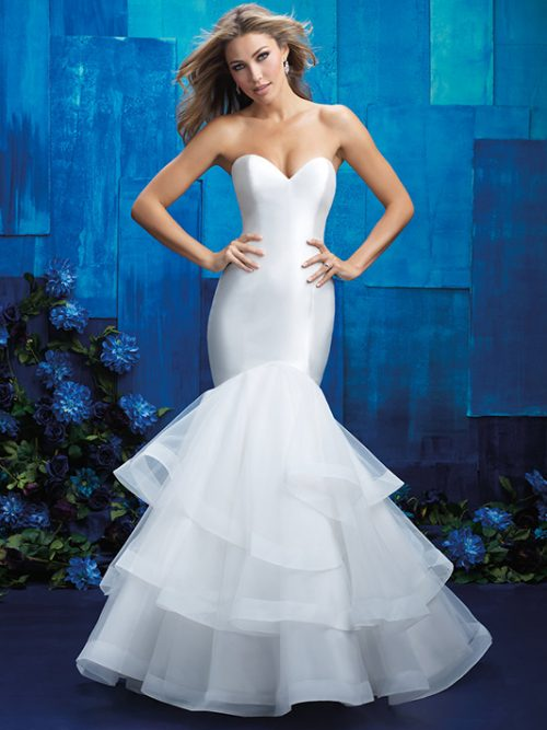 9416 Allure Wedding Dress