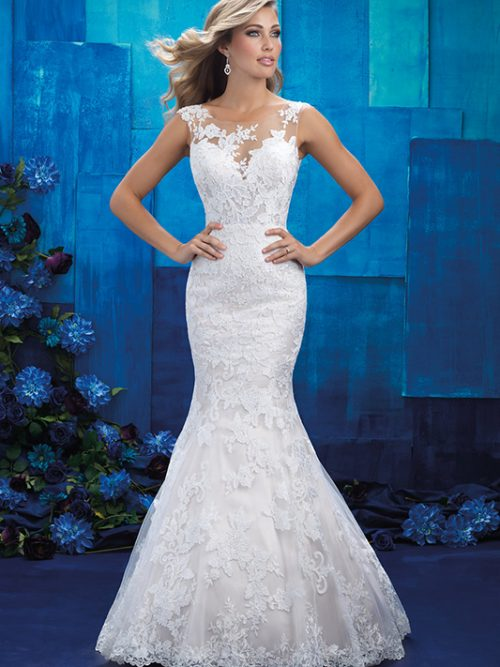 9422 Allure Wedding Dress