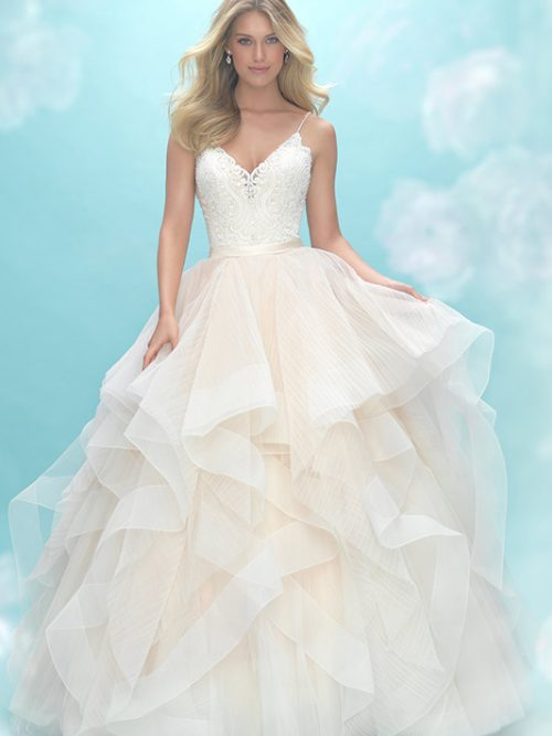 9450 Allure Wedding Dress