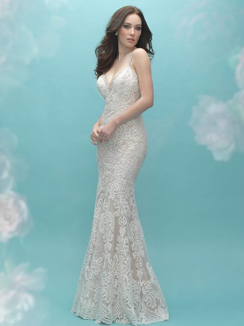 9452 Allure Wedding Dress