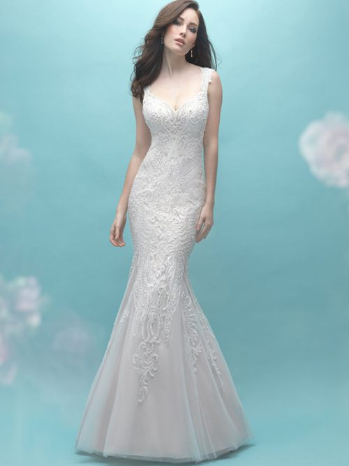 9463 Allure Bridals Wedding Dress