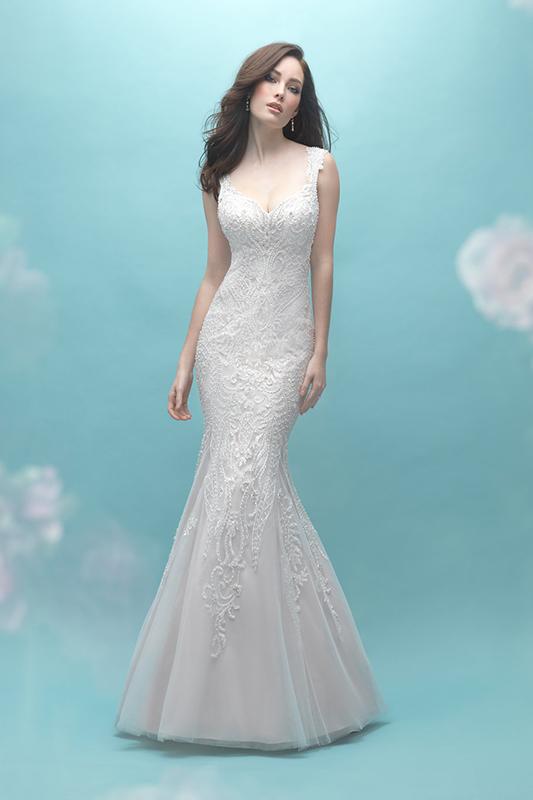 9463 Allure Bridals Wedding Dress