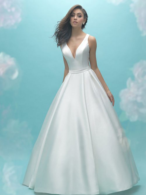 9473 Allure Bridals Wedding Dress