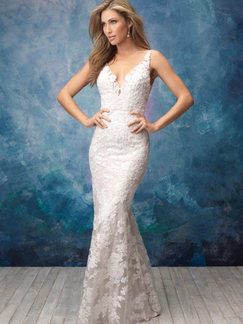 9556 Allure Bridals Wedding Dress
