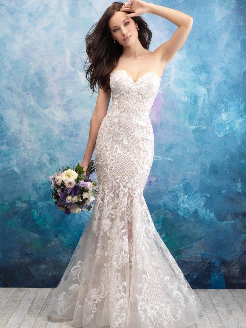 9560 Allure Bridals Bridal Gown