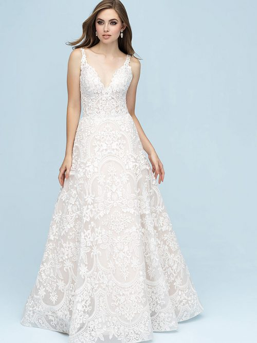9602 Allure Bridals Wedding Dress