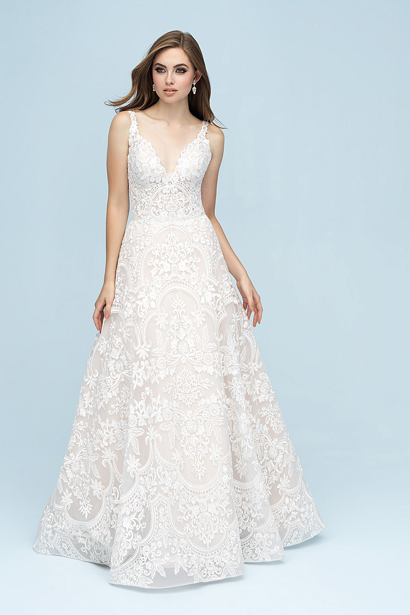 9602 Allure Bridals Wedding Dress