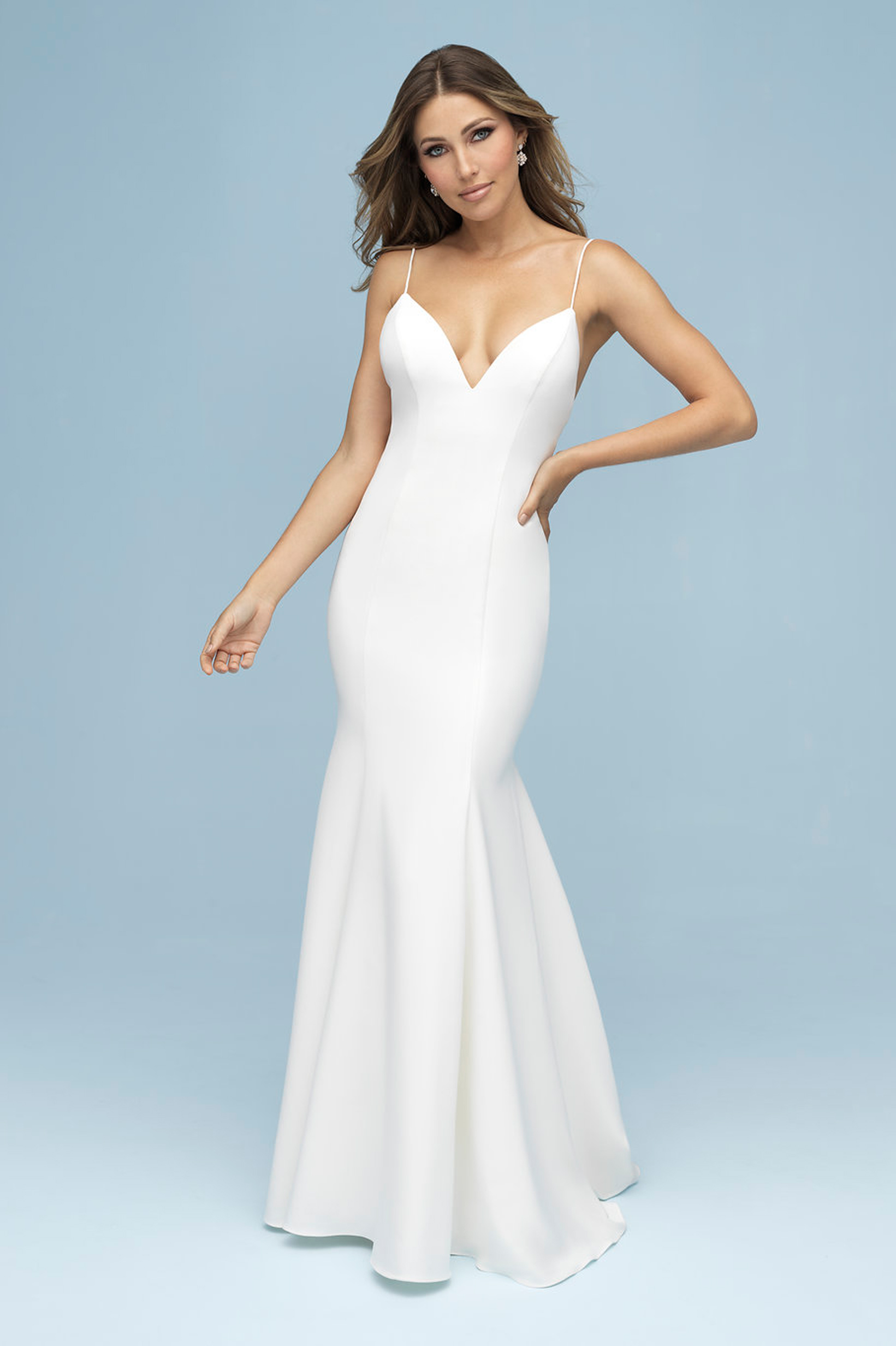 9603 Allure Bridals Bridal Gown