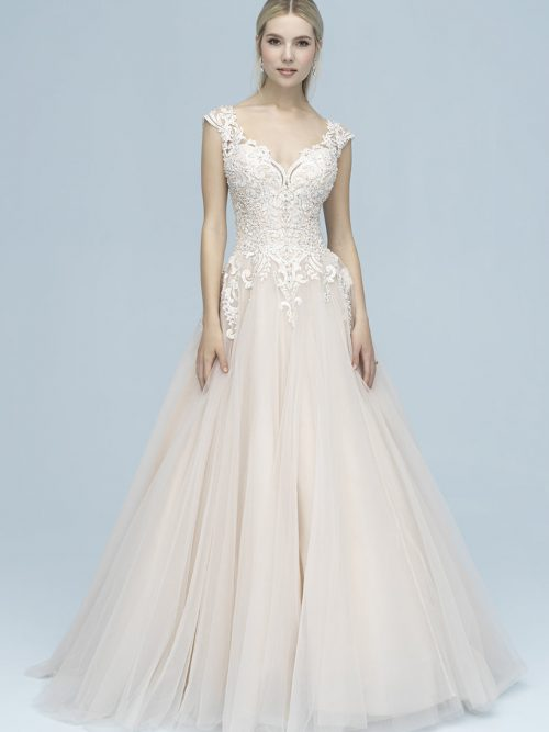 9606 Allure Bridals Wedding Dress