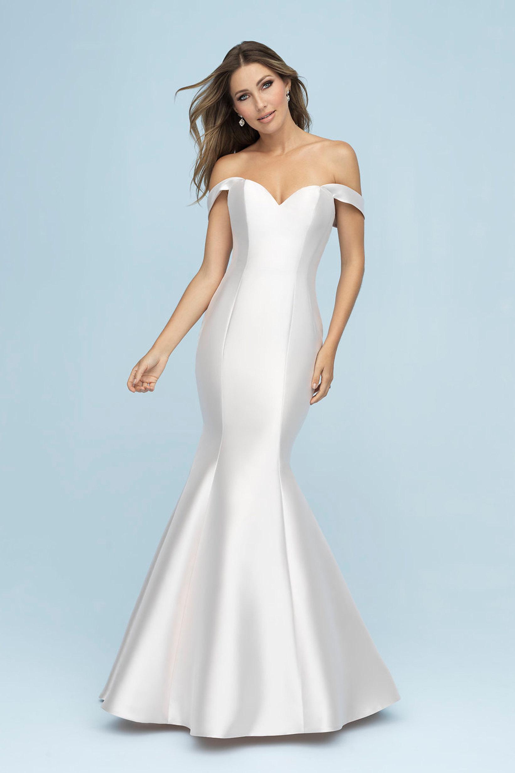 9608 Allure Bridals Bridal Gown