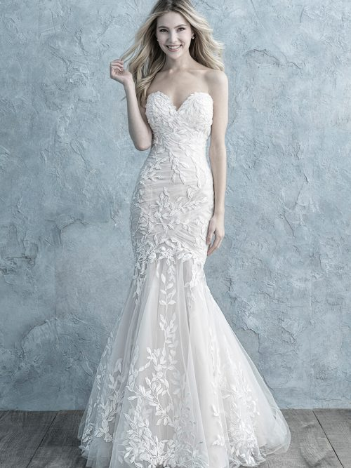 9678 Allure Bridals Wedding Dress