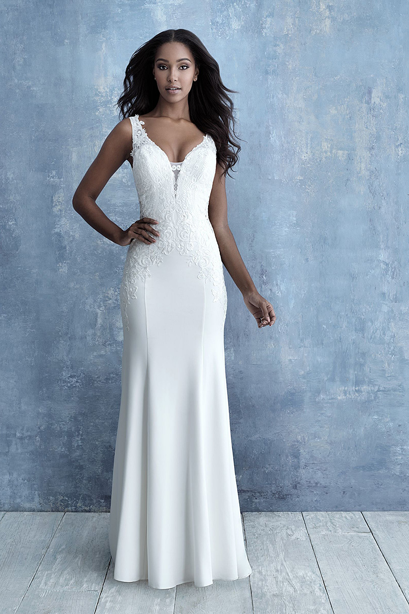 9682 Allure Bridal Wedding Dress
