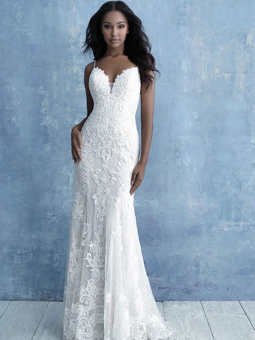 9711 Allure Bridals wedding Dress