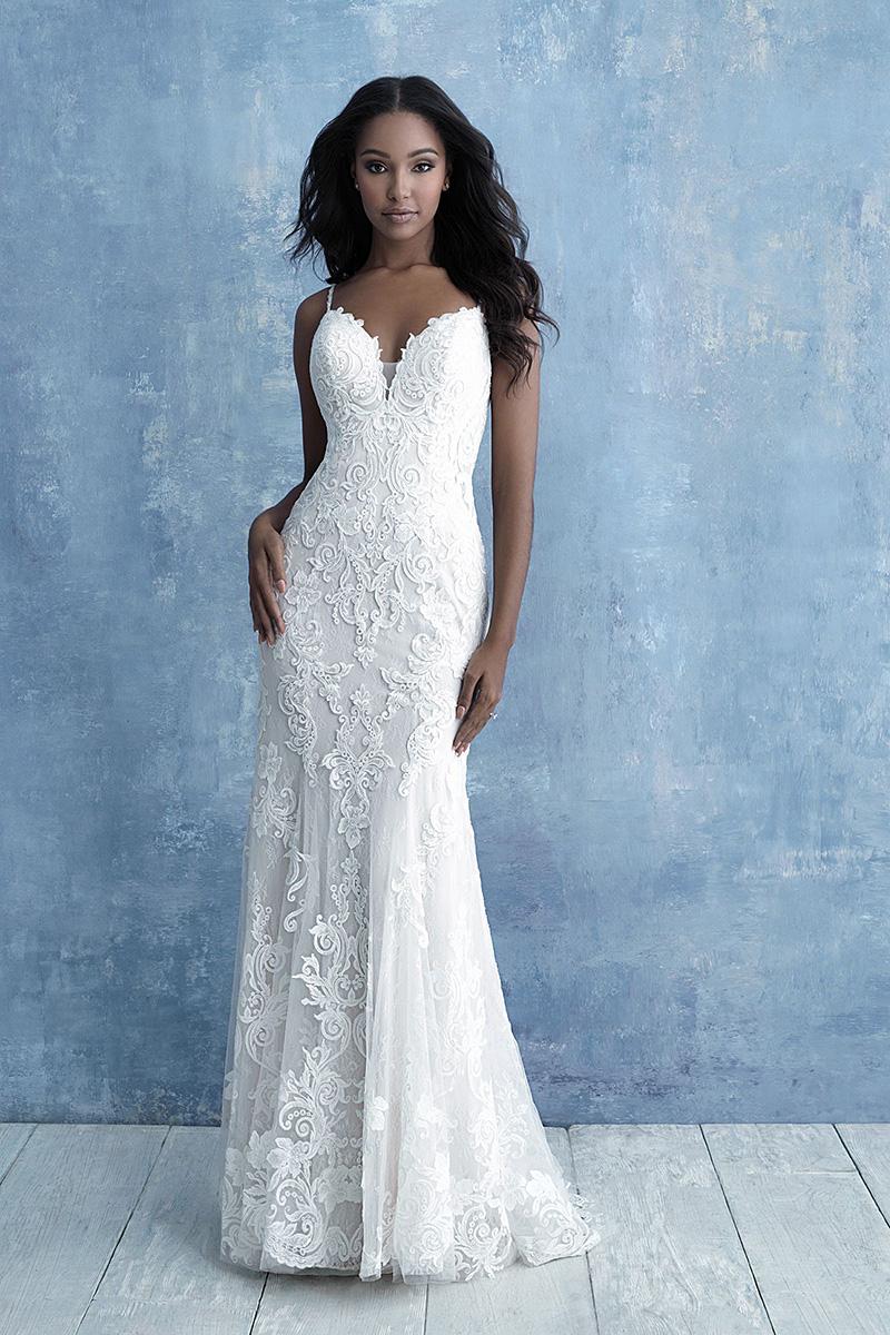 9711 Allure Bridals wedding Dress