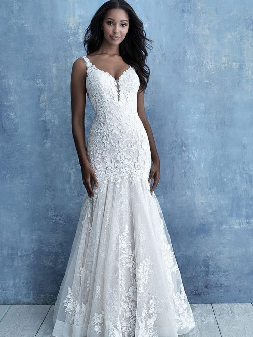 9725 Allure Bridals Wedding Dress