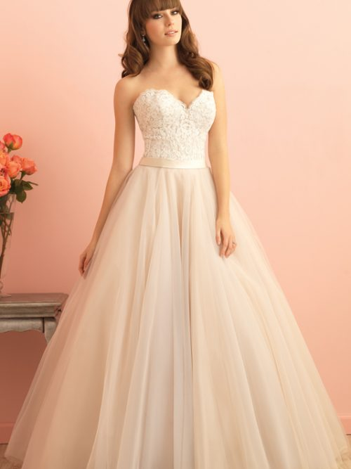 2853 Allure Romance Bridal Gown