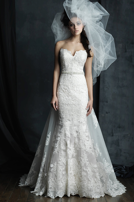 C387 Allure Couture Bridal Gown