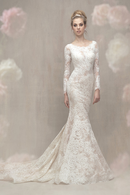 C459 Allure Couture Bridal Gown