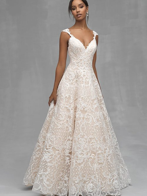 C533 Allure Couture Bridal Gown