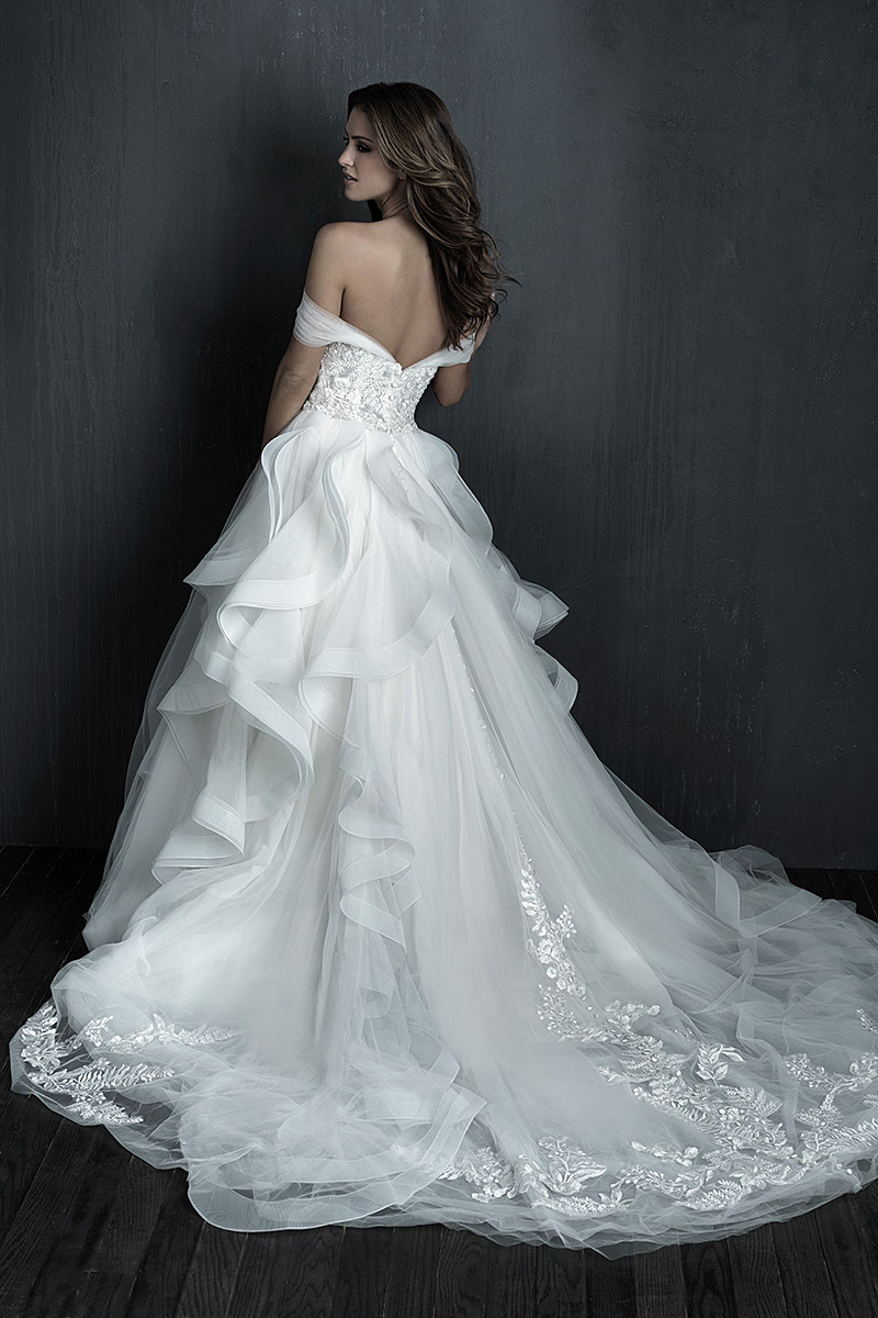 C561 Allure Couture Bridal Gown