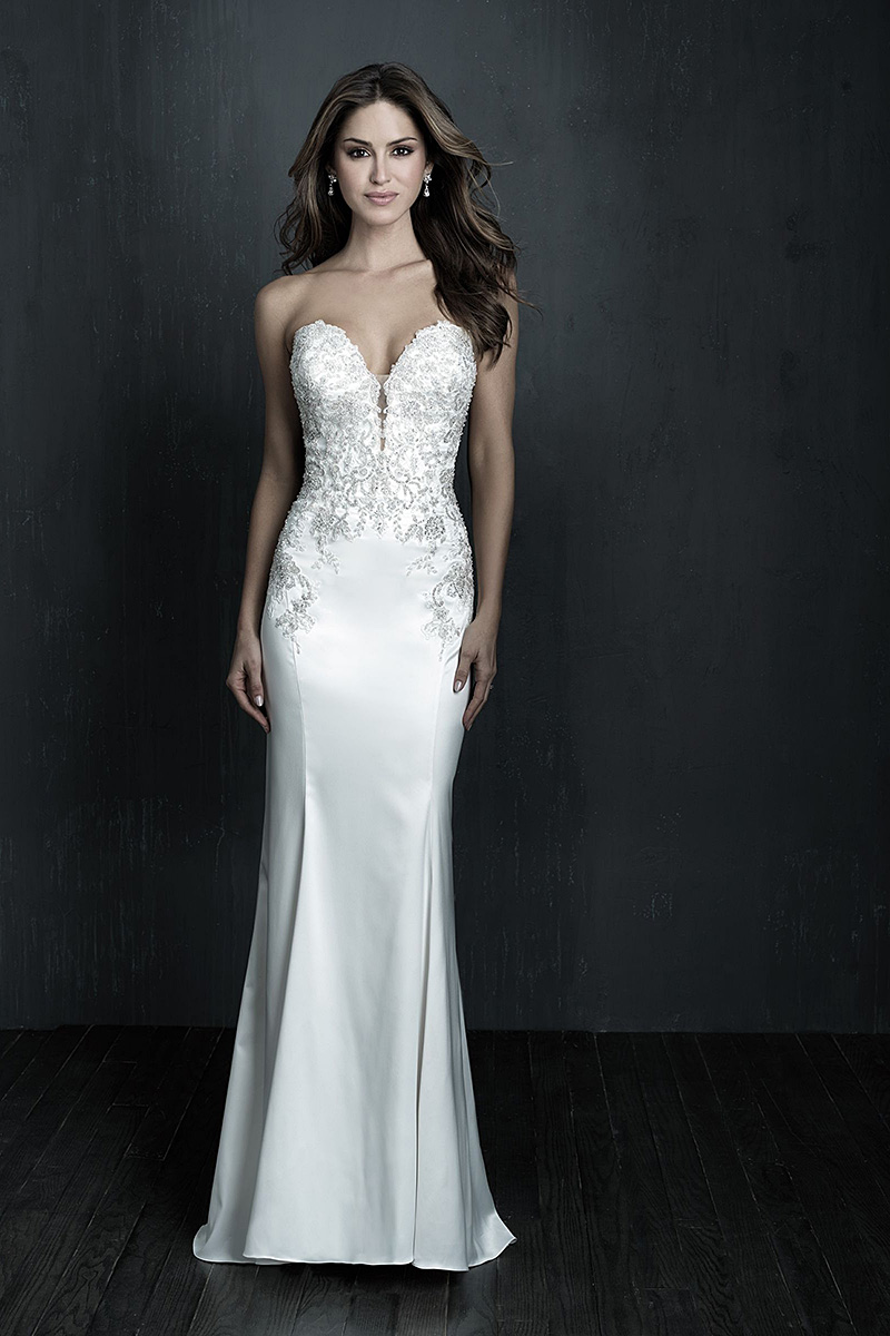 C571 Allure Couture Bridal Gown
