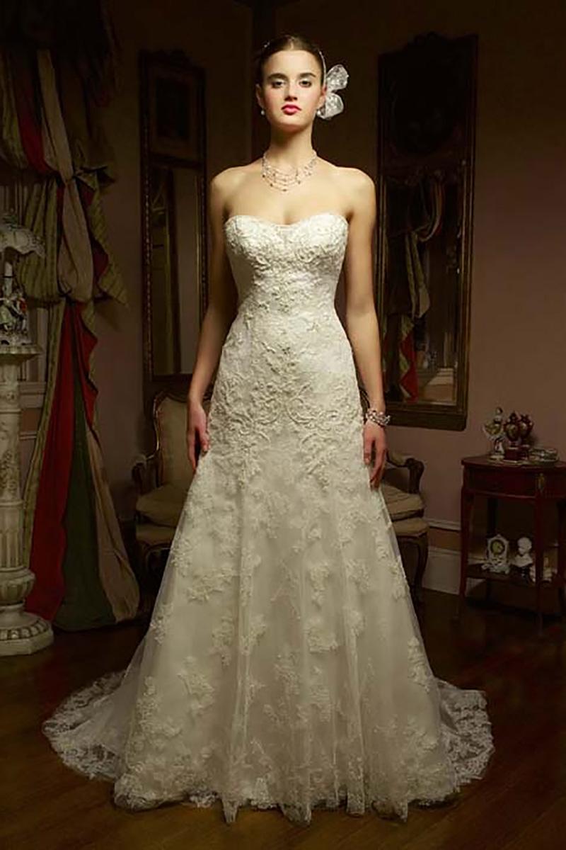 Casablanca Bridal 1827