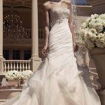 Casablanca Bridal 2107 Wedding Dress