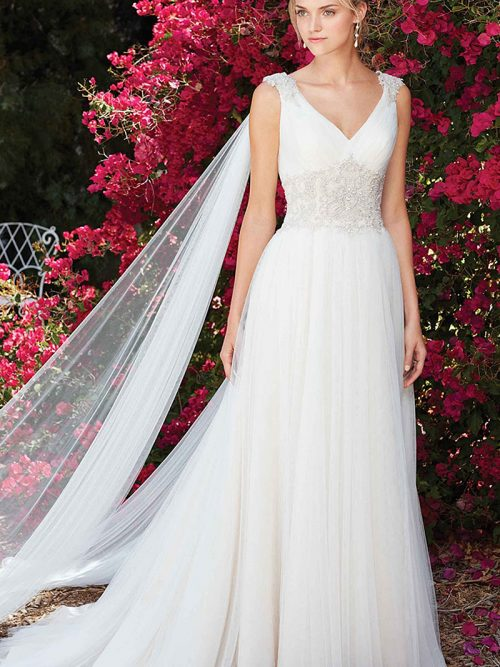 Casablanca Bridal 2272 wedding dress