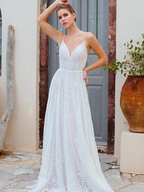 F160 Amelia Wilderly Bride Wedding Dress