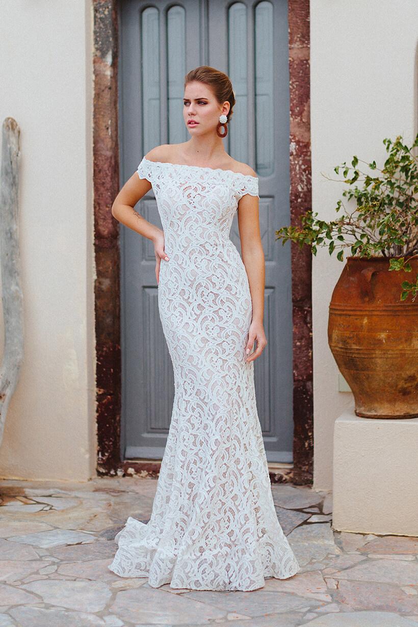 F161 Celine Wilderly Bride Designer Wedding Dress