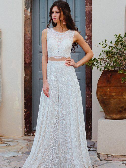 F163 Harper Wilderly Bride Designer Wedding Dress