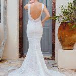 F168 Iris Wilderly Bride Modern Wedding Dress