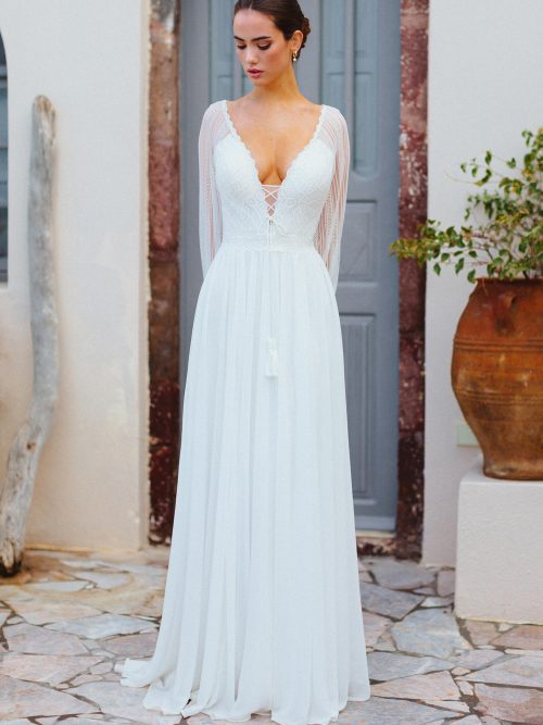 F170 Harlow Wilderly Brides Wedding Dress