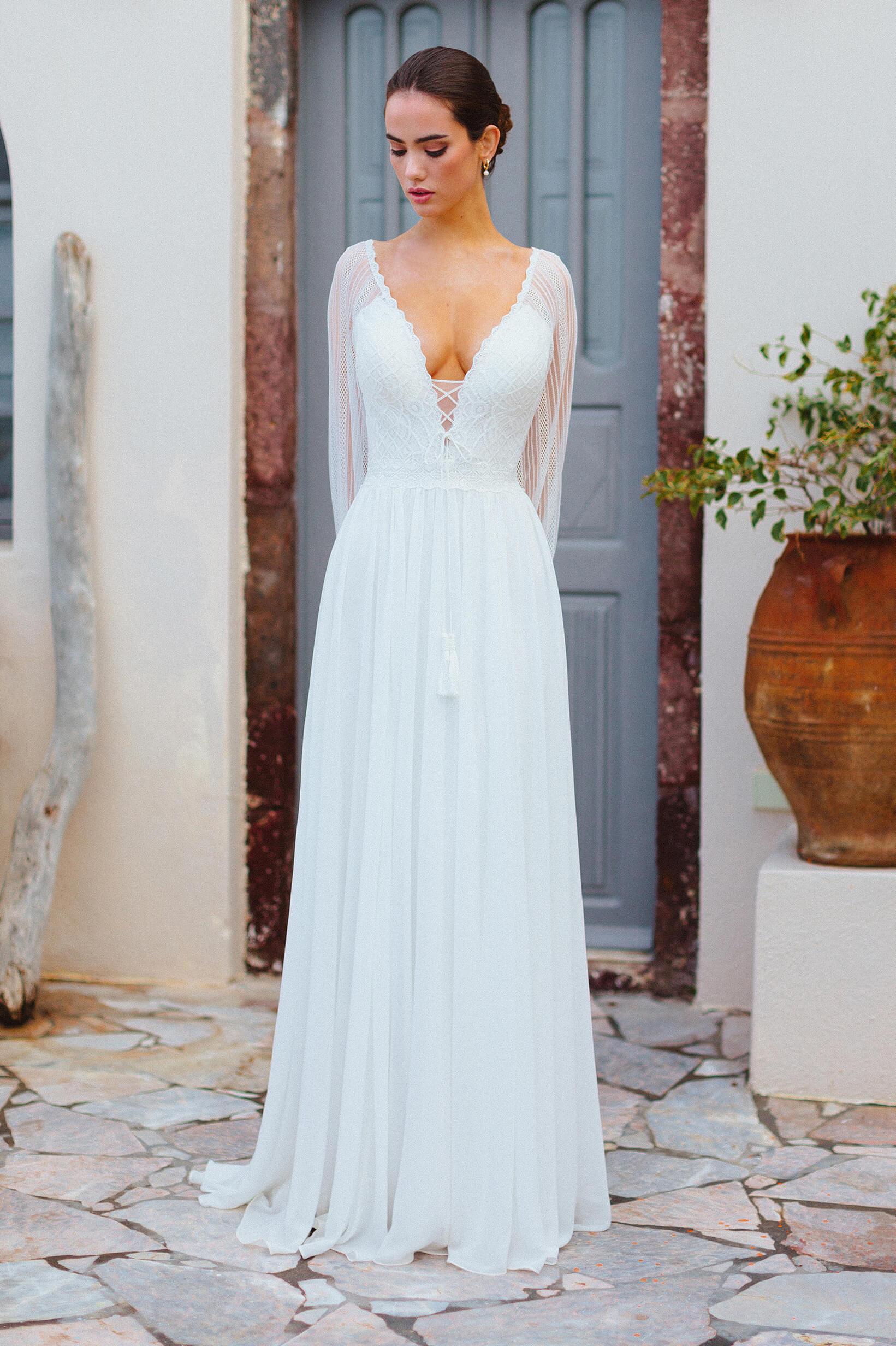 F170 Harlow Wilderly Brides Wedding Dress