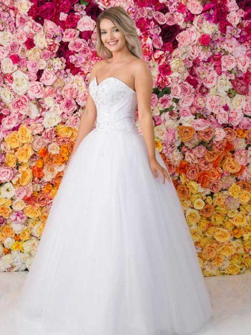 Allure Debutante Gown G222