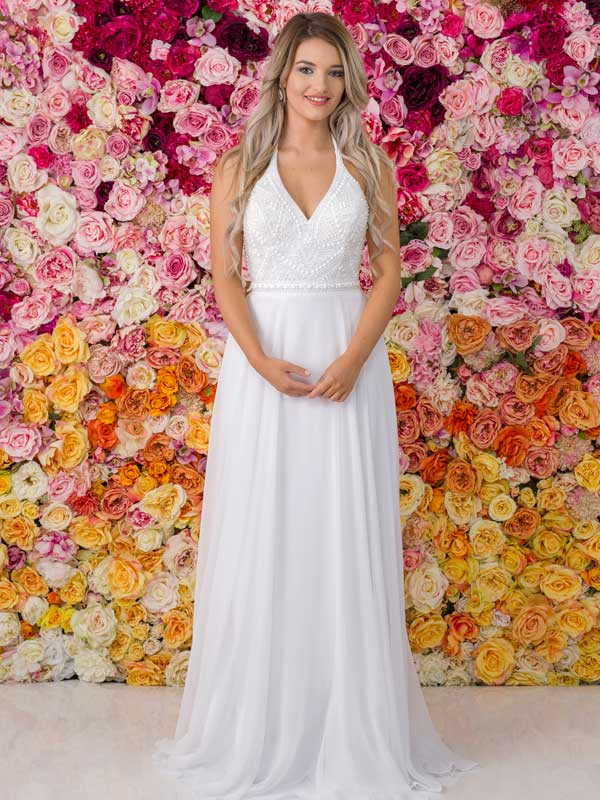 Allure Debutante Gown G240