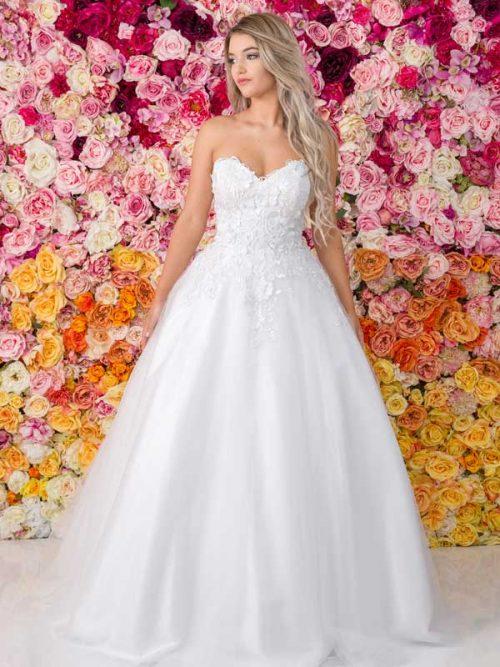 Allure Debutante Gown G247