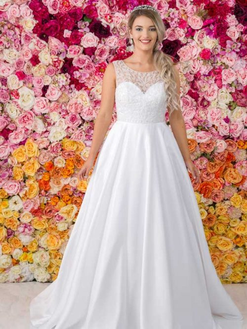 Allure Debutante Gown G253