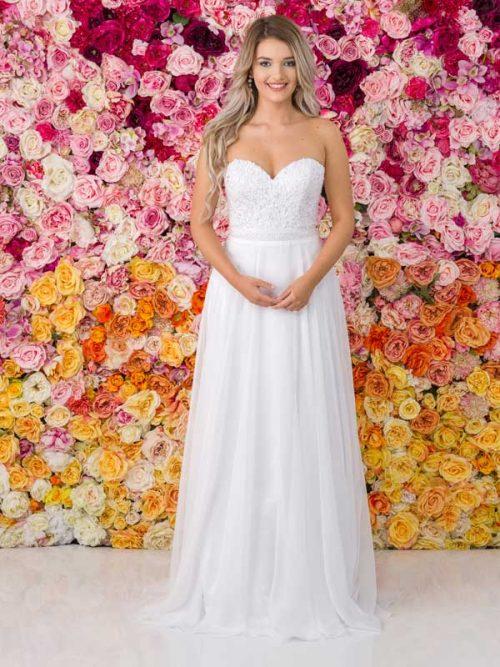 Allure Debutante Gown G254