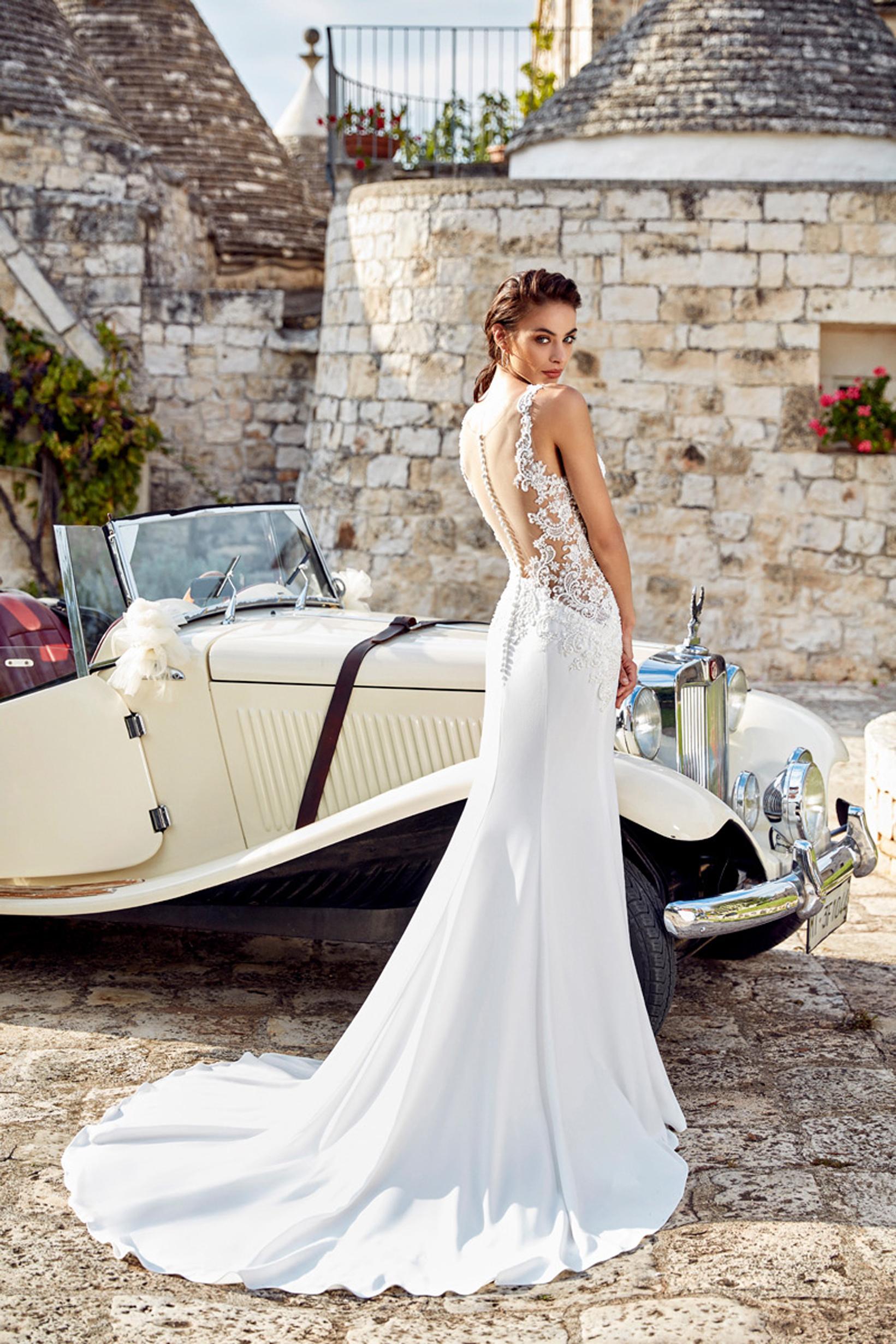 Isabel Eddy K Bridal Gown